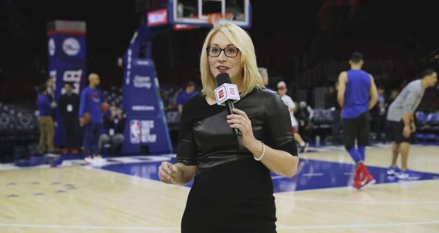 NBA》累到連五分鐘都撐不住! 資深場邊記者兼球評確診新冠肺炎