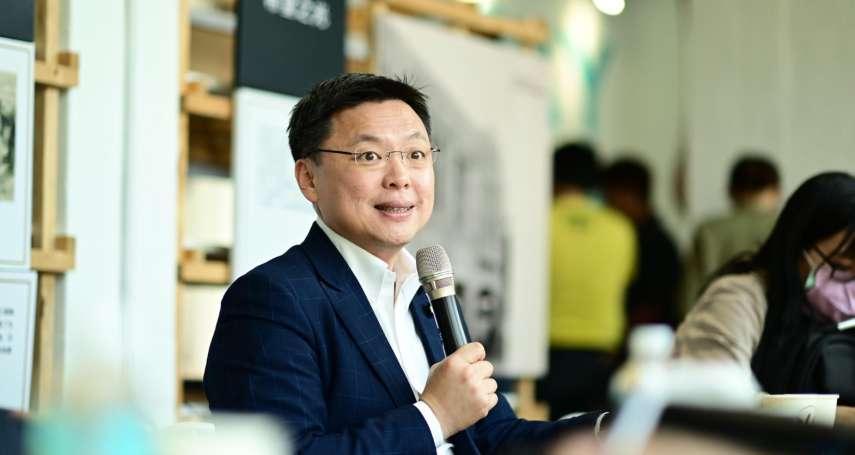 罷韓急先鋒趙天麟 宣佈參選民進黨高雄市黨部主委