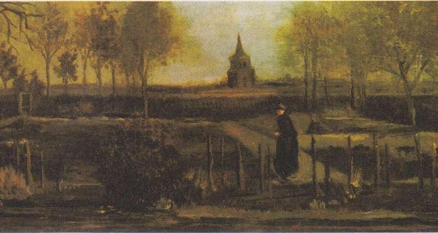 另類災情!荷蘭博物館因疫情休館 梵谷名畫竟在冥誕凌晨遭竊