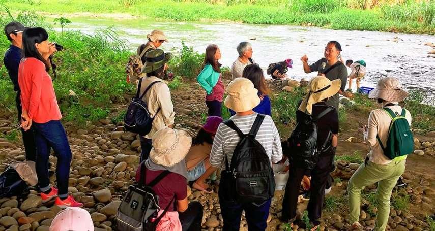 凝聚在地情懷 臺中市社區大學志工團隊深耕社區