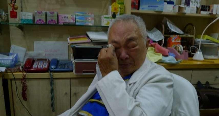 72歲老藥師2個月沒休假,每天包尿布加量賣口罩!淚喊:想為大家多做點事