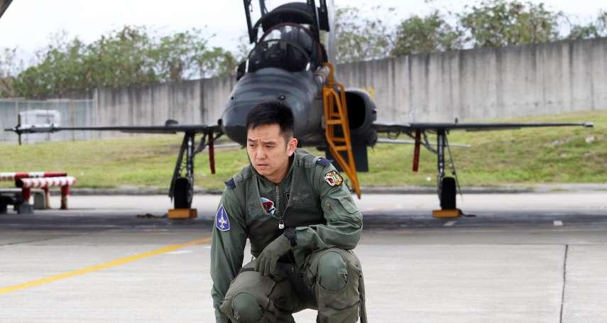 主力戰機飛官必經之路!7聯隊肩負帶飛高壓重責 志航基地催生「虎團」