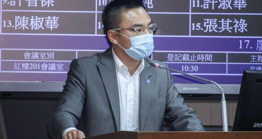 華山分屍案兇嫌二審逃死 藍委諷:政府在為「廢死」超前部署?