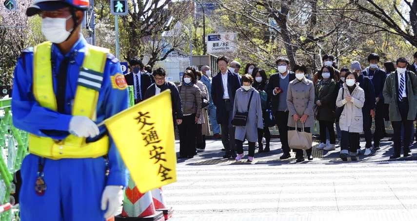 「日本已提前預演給台灣看」 他憂連假後疫情大爆發:不希望9局下半被翻盤