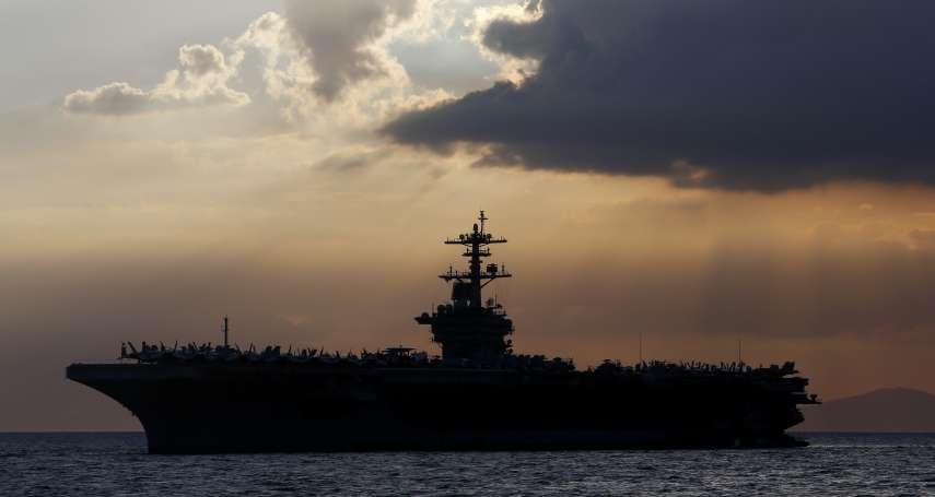 美軍航空母艦「羅斯福號」逾百名官兵感染新冠肺炎,艦長發求救信竟慘遭革職!
