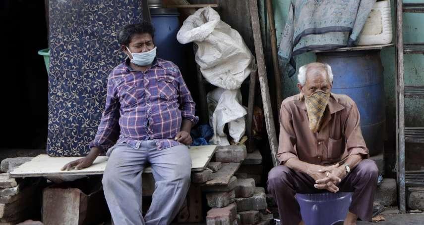 進擊的病毒》亞洲最大貧民窟「達拉維」失陷,13億人口的印度面臨重大考驗