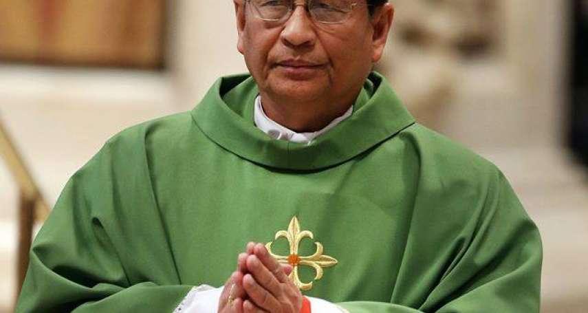 天主教界第一槍!緬甸樞機主教批「中國共產黨是全人類威脅」 要習近平為肺炎疫情道歉