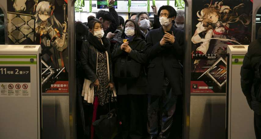 危機將至》東京新冠肺炎病例「爆炸式增長」 傳染病專家岩田健太郎:恐將淪為下一個紐約!