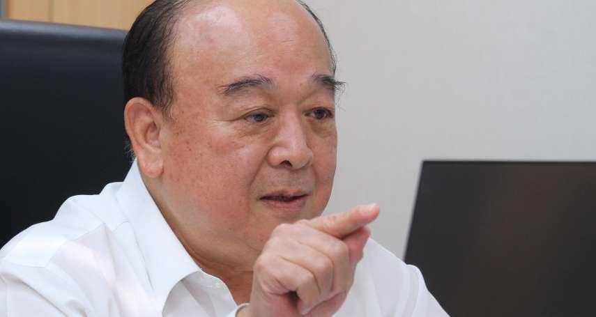 「沒本事就應守規矩!」吳斯懷爆:蔡政府2年沒舉行國家政軍兵推