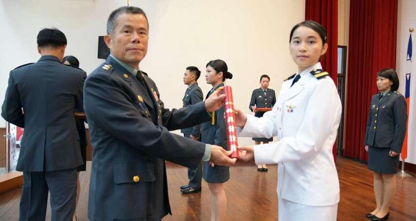 反潛任務再添生力軍!海軍反潛直升機首位女飛官完訓