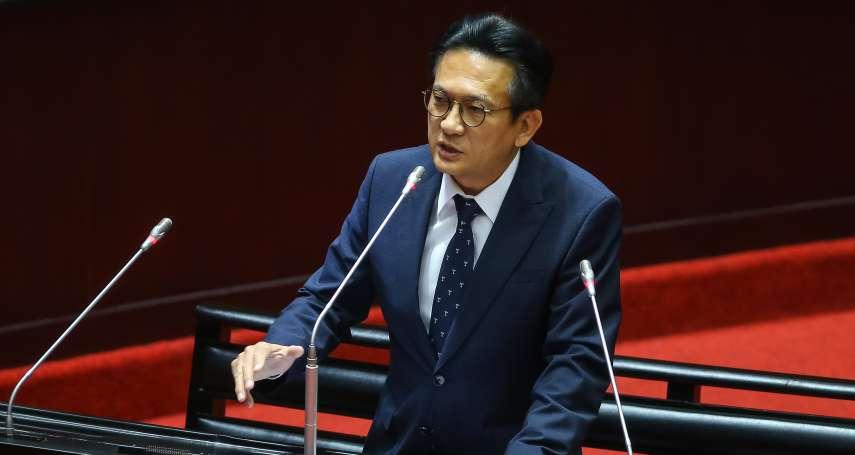 上央視稱蔡英文是領導人「沒有太偏頗」?林俊憲:反映國民黨進退失據