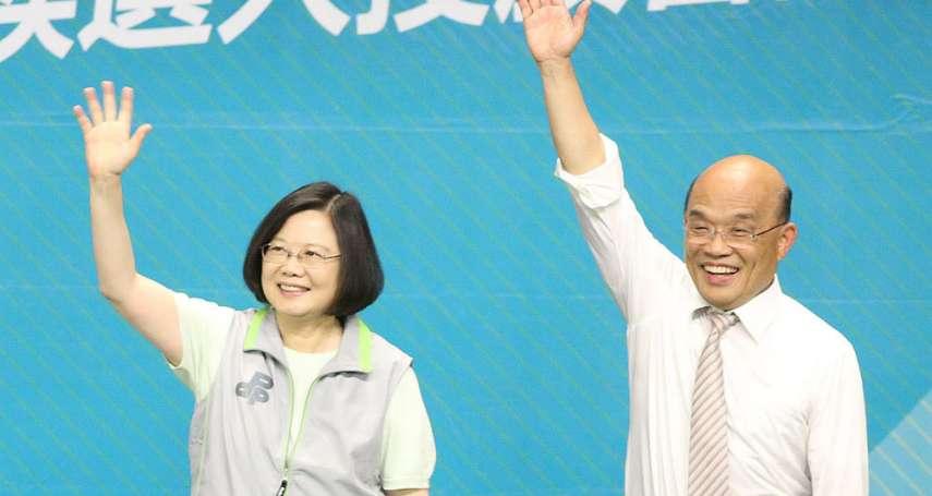 觀點投書:執政者操弄抗中反中華文化,任令台灣社會陷於對立