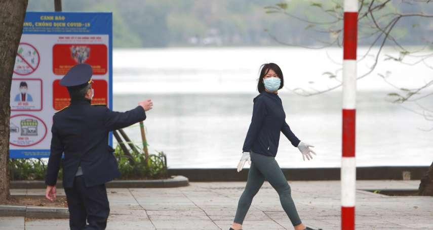 「越南防疫明明比台灣好!」他問:西方媒體怎麼只說台灣棒?