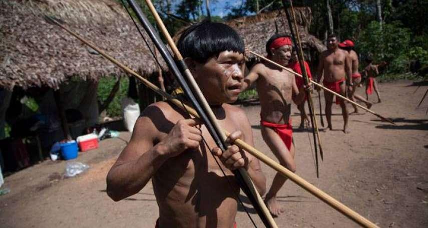與世隔絕的亞馬遜也淪陷!偏遠部落男孩死於新冠肺炎 疫情陰影籠罩原住民