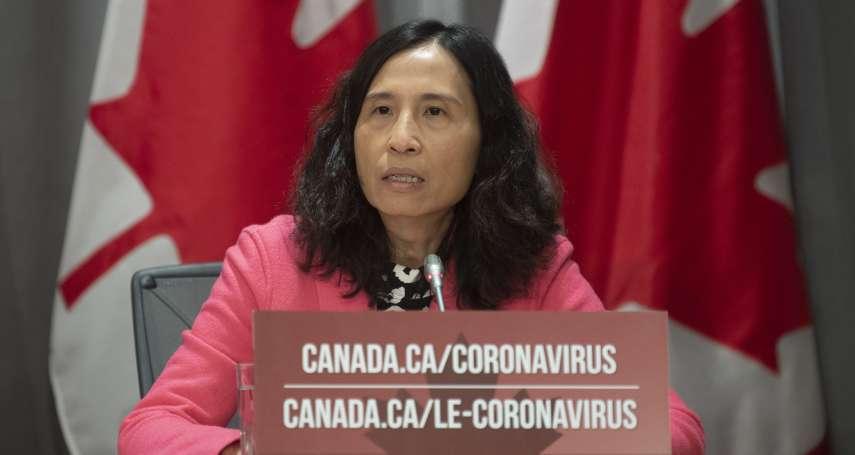 疫情指揮官變偶像!女性領導加拿大防疫策略 有助激勵女性投入理科領域