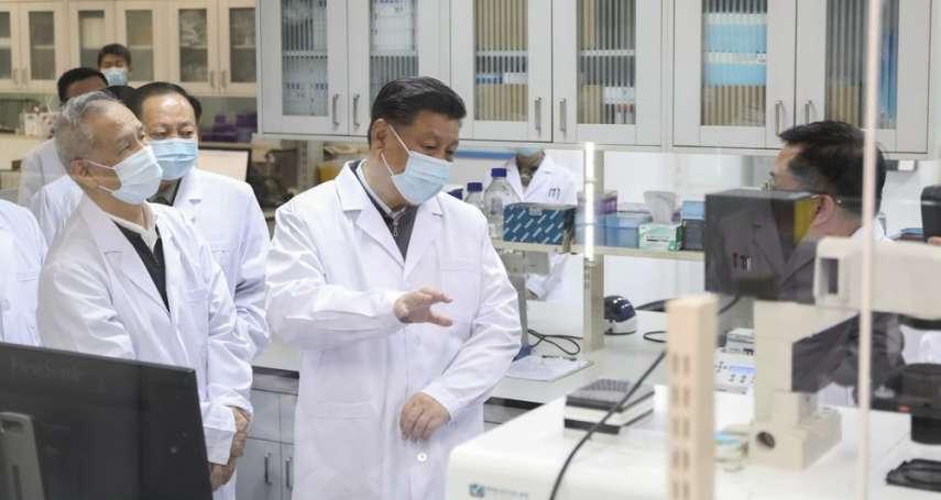 新冠肺炎》想抓緊「病毒發源地」話語權 中國疑下令審查學術研究