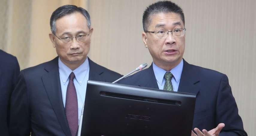 新新聞》陳家欽的長官從來不只有徐國勇