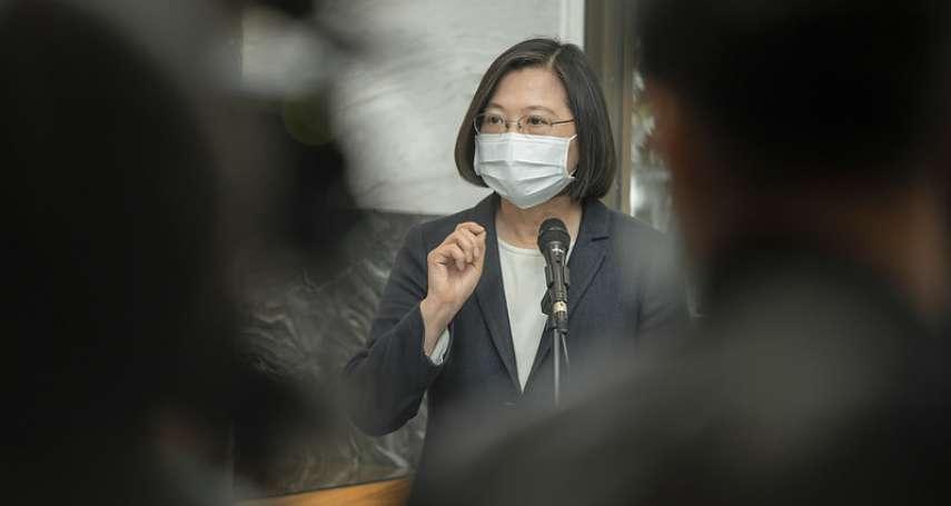 「台灣請求參與專家會議,70%被拒絕」 蔡英文:WHO聲明正說明台灣參與不完整