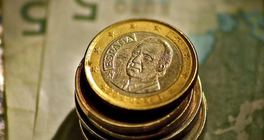 疫情打趴經濟後,歐元會繼續跌嗎?關鍵指標一次看