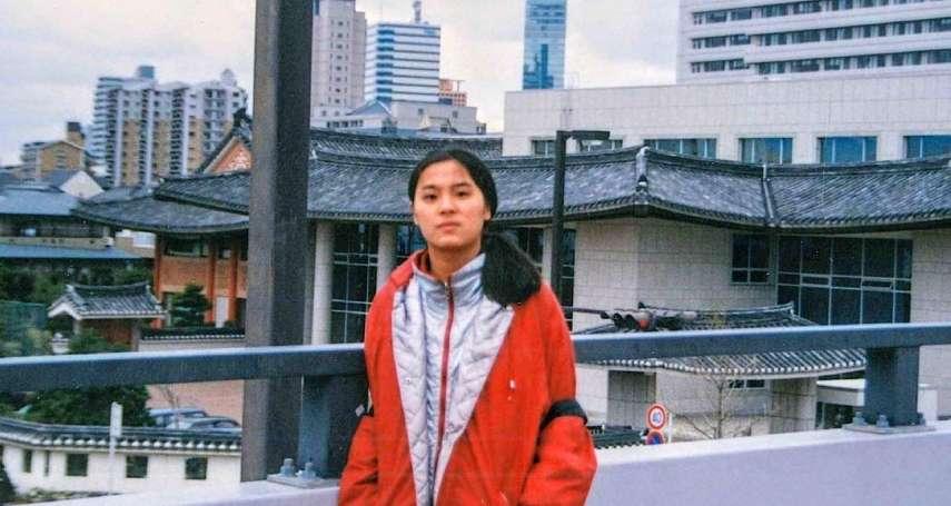 專訪》親揭拿獎學金留學中日的學霸人生 陳玉珍:我沒有因此變得舔共、舔日