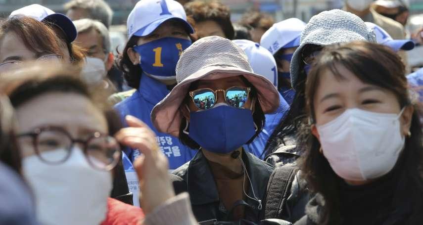 全民口罩戴好戴滿,創造「變臉」最佳時機?新冠疫情擋不住南韓瘋醫美