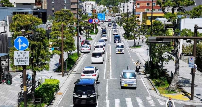 就是講不聽!日本放假觀光客塞爆鎌倉,政府急做這件堵住龐大車潮