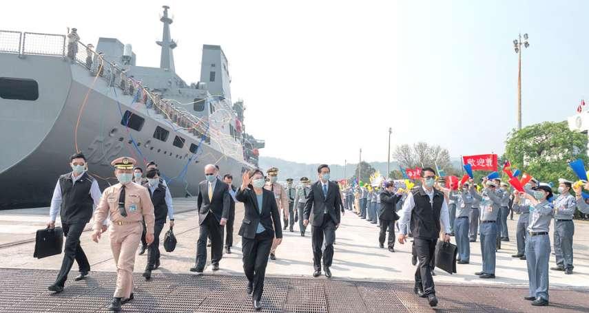 軍艦染疫》「蔡英文該負最大責任!」前國防部長疑惑:問題到底在哪?