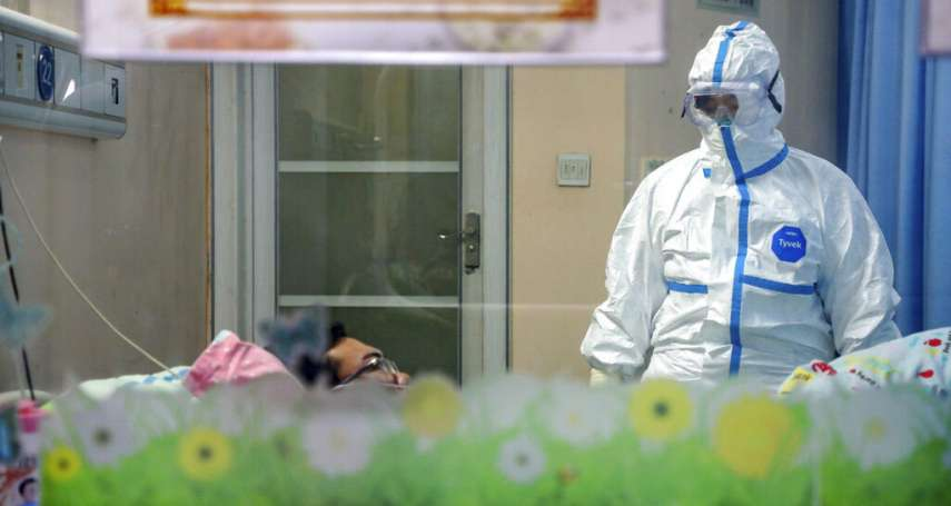 新新聞》中國疫情失控關鍵14天,因美中貿易談判延誤