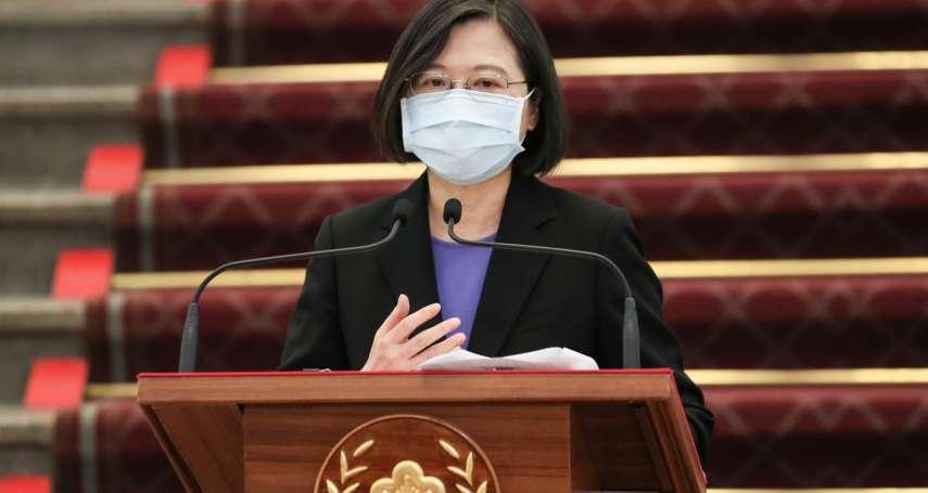 陳國祥觀點:面對統一壓力,台灣必須「壓平曲線」