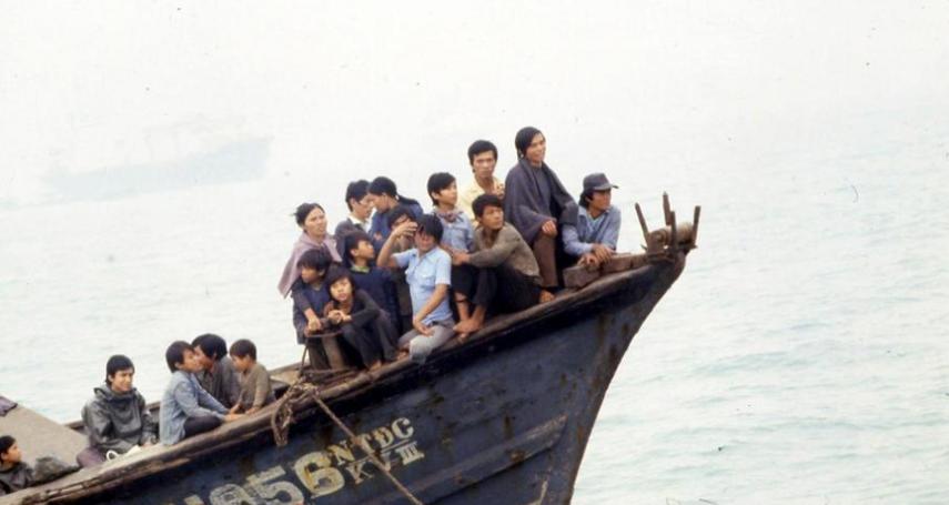 許劍虹觀點:大江大海又一章,投奔怒海的越南黃埔軍校生