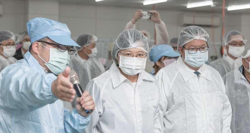 「成功抓住戰略機遇」  美媒:台灣藉新冠肺炎大流行崛起,成為更強大的國家