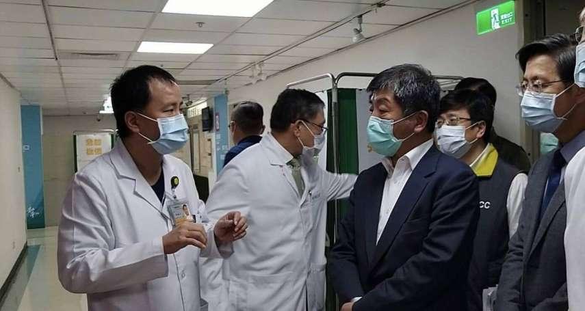 和平醫院封院17周年 陳時中:慘痛記憶讓台灣「有本錢」防疫
