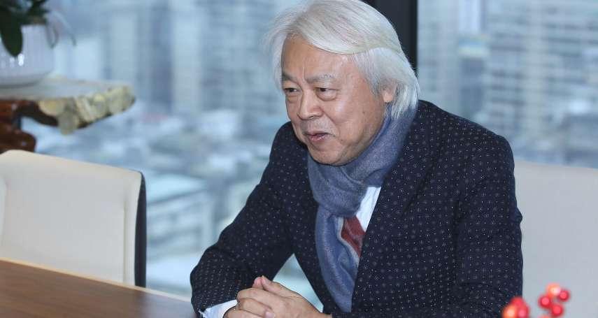 統創建設董事長黃子亮:台北市土地越來越珍貴,我越來越惜售