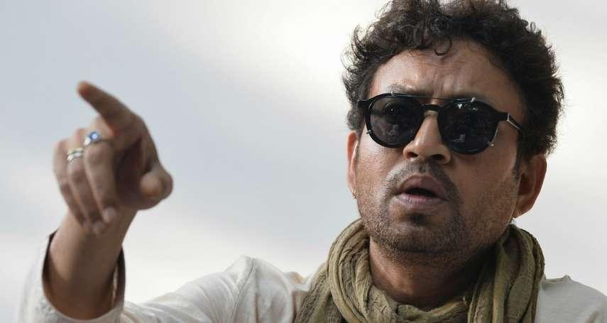 「人生沒有義務給予我們所期望的一切」從印度進軍好萊塢的哲人演員:伊凡卡漢