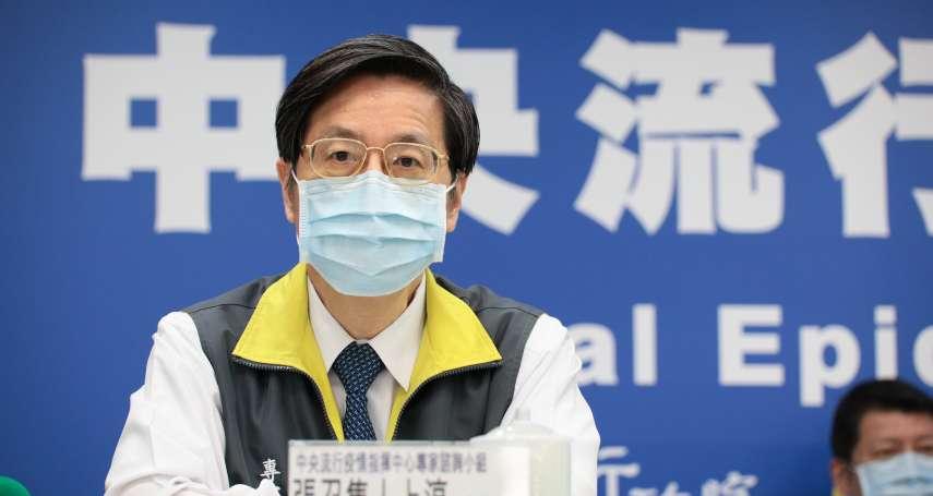 新冠肺炎確診者出院後可能再傳染他人?張上淳掛保證:個案回到社區後非常安全