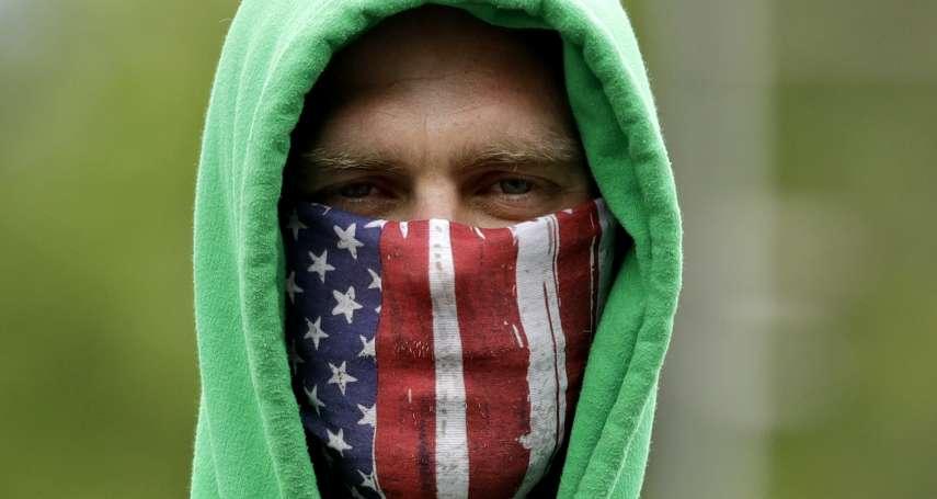 當戴口罩成為常態》民眾要習慣看不見「全臉」的社會 西方專家憂心罪犯有機可趁