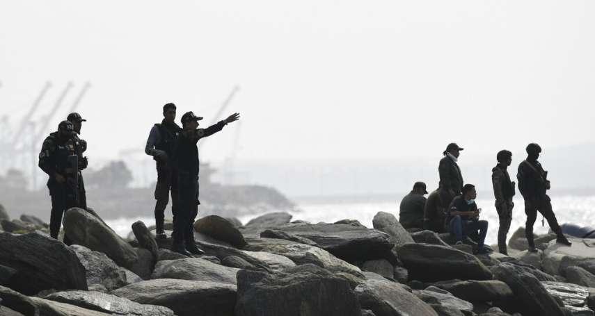 百人兵團為「解放」委國、推翻馬杜洛,凌晨大舉攻進海灘……美籍傭兵坦承策畫,但他受誰指使呢?