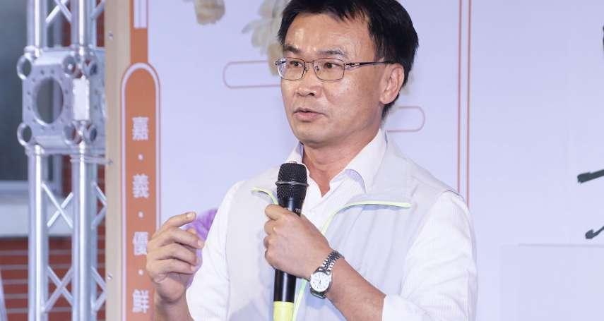 陳昭南專欄:「官逼民反」仗勢欺壓農民,陳吉仲、謝勝信下台!