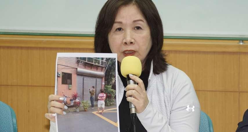 民進黨黨職選舉》薛凌指控對手跟監偷拍「有事衝我來」 王孝維反嗆:別血口噴人