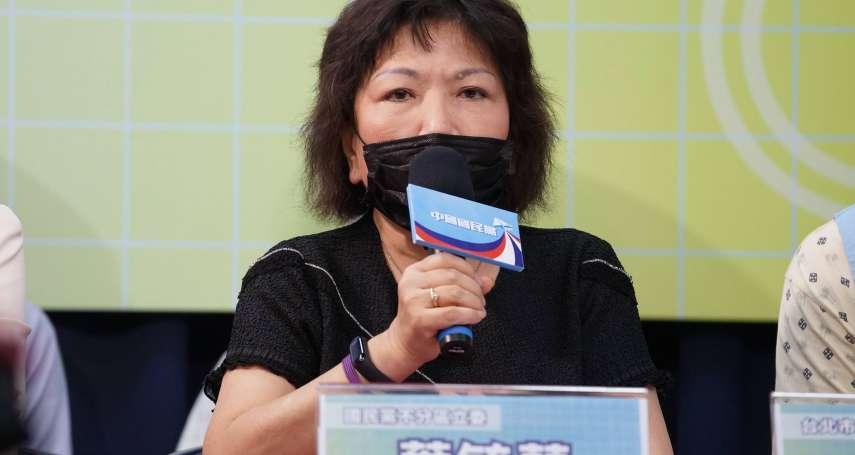 日本早就公布了!返日女學生確診案 葉毓蘭酸:一定要等「日本大葛格」告知?