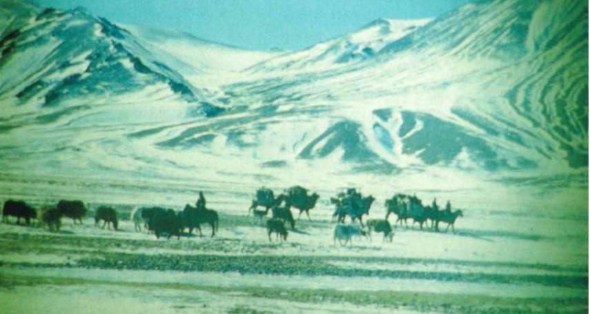 海中雄觀點:蒙古之冬