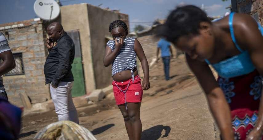 新冠肺炎》南非確診數飆升至非洲第一 半數貧窮人口陷生存危機