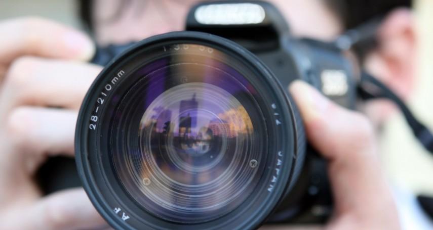 為何相機鏡頭是圓的,卻拍出方形照片?內行人公布正解,多數人都不知道