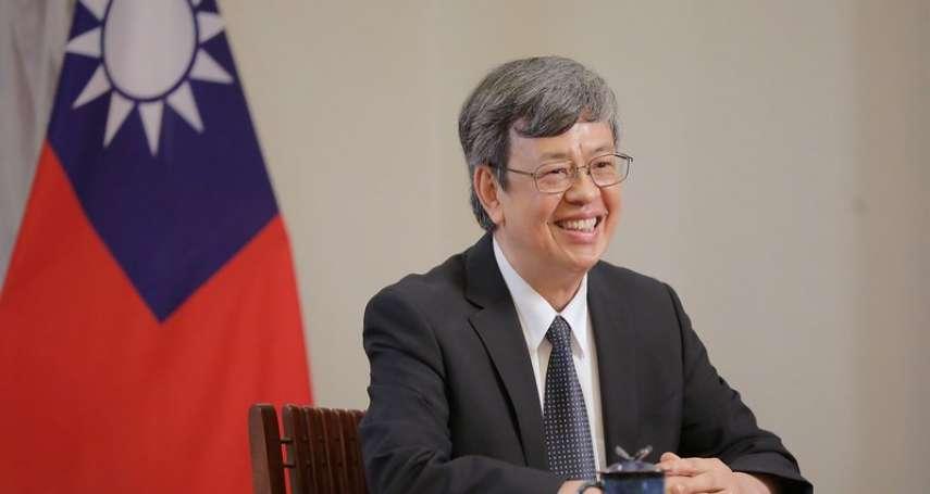 法媒專訪 陳建仁:秋冬可能出現第二波疫情,全球應緊密合作