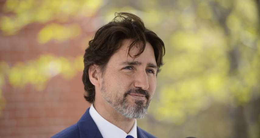 口罩外交》加拿大總理杜魯道感謝台灣伸援手 外交部響應「共同合作,一起戰勝」