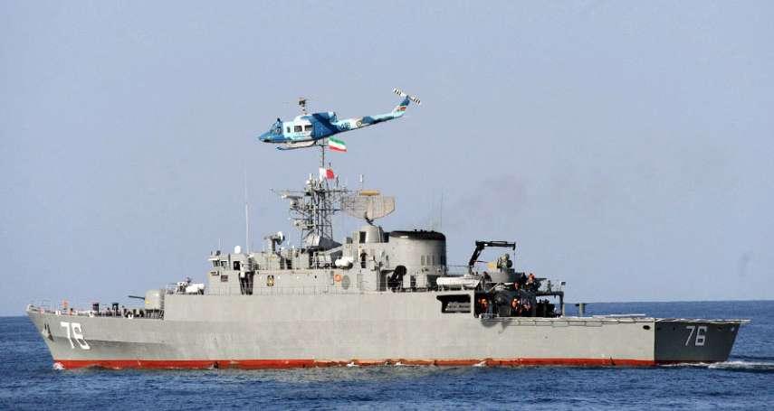 雄三事件中東版》伊朗海軍發射反艦飛彈,擊沉自家軍艦!至少19死、15傷