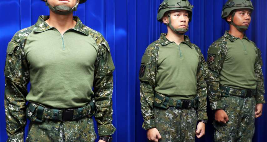 汛期國軍待命兵力3萬4千人 國防部撥補2萬件新式救災服