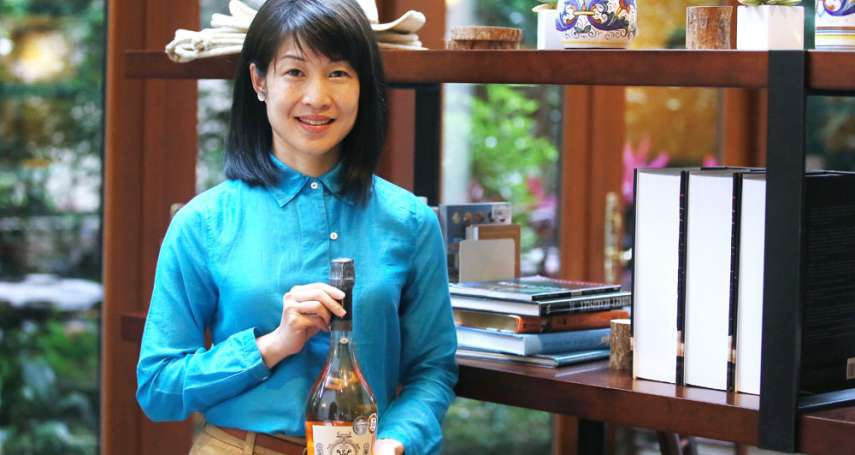 新新聞》興農三代楊仁亞打造威石東酒莊,楊子葆等葡萄酒達人按讚