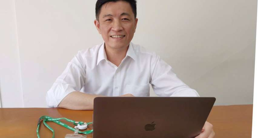 鄭宏輝獲聘亞矽中心顧問兼新竹辦公室主任   期望結合竹科能量做為新創發展土壤
