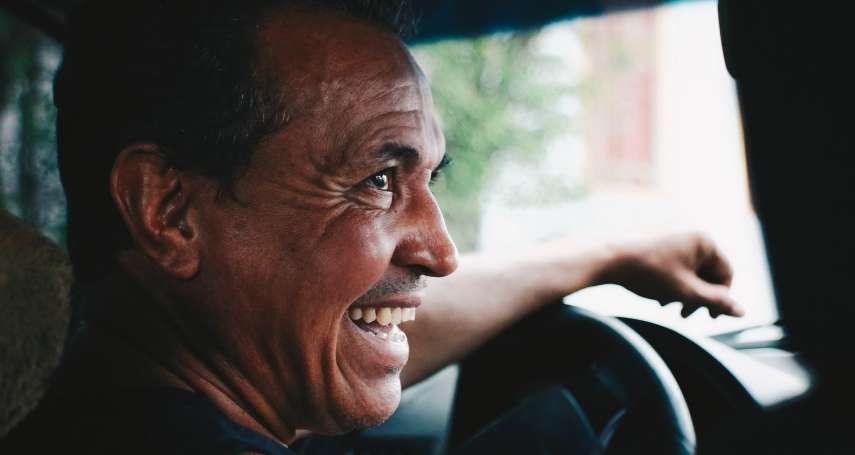 為什麼UBER司機也該學說話?醫師作家:態度關心又不白目,客人更願意預訂